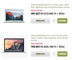laptop vasarlas